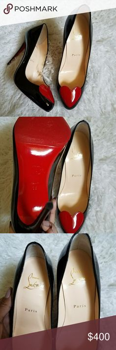 2c6e06227956 Shop Women s Christian Louboutin size 6 Heels at a discounted price at  Poshmark. Description  Worn and refurbished