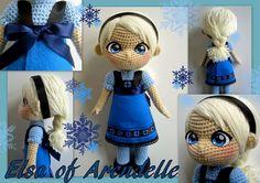 elsa_crochet_toddler_doll free pattern-wonderfuldiy