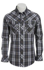 Rock & Roll Cowboy Men's L/S Western Snap Shirt B2S7203 | Cavender's