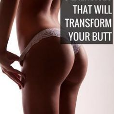 Best Exercise that will transform Your Butt