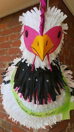 Hen/Chicken piñata for a hens night