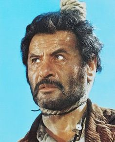 """Eli Wallach - (December 7 1915 June 24 starred in the classic """"The Good the Bad and the Ugly"""" with Lee Van Cleef and Clint Eastwood Clint Eastwood, Eastwood Movies, Hollywood Actor, Hollywood Celebrities, Classic Hollywood, Western Film, Western Movies, Westerns, Martin Scorsese"""