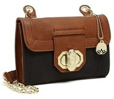 Big Buddha 'Cinna' Crossbody Bag on shopstyle.com