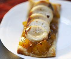 Découvrez notre recette facile du feuilleté de boudin au chutney de figue à concocter pour vos repas de fêtes de fin d'année.