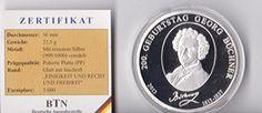Gedenkprägung zu den deutschen 10 Euro Münzen 200. Geburtstag Georg Büchner BTN http://www.amazon.de/dp/B01EFSSVW6/ref=cm_sw_r_pi_dp_aZlfxb0EZ5AR0