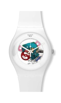 WHITE LACQUERED - Swatch <3