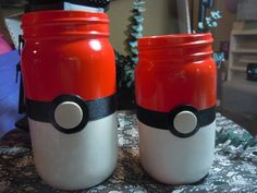 Olla decorada Pokeball