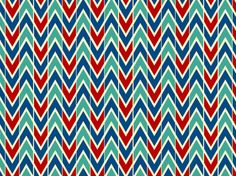 """Chevron Summer"" by elevatorkid chevrons I think this is very preppy vintage chevron"