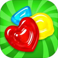 Gummy Drop! – Free Match 3 Puzzle Game by Big Fish Games, Inc