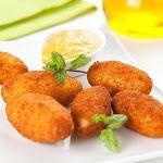 Croquetas de Zapallo o Calabaza | Recetas Veganas Vegetarianas