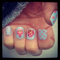 Pretty primark nails!