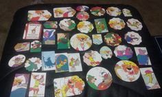 Vintage Robin Hood Scrapbooking Die Cuts from recycled by amylaugh, $8.95
