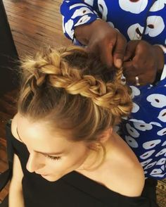 Olivia Palermo - June 2016 #hairbylacyredway #oliviapalermo #hair