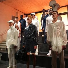 Hot collaboration from @pittimmagine : @cottweiler X @reebok  #pittiuomo2017 #seenbygrazia  via GRAZIA MAGAZINE OFFICIAL INSTAGRAM - Fashion Campaigns  Haute Couture  Advertising  Editorial Photography  Magazine Cover Designs  Supermodels  Runway Models