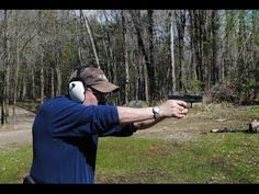 Before you can become an accomplished shooter you have to know which eye is the dominate one. You may naturally assume that if you are right handed then your right eye is the dominate one; this may not be the case however. If you are right handed but left eye dominate then this is called …