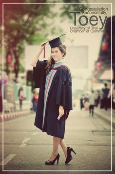 รับปริญญา รับถ่ายรูป ช่างภาพรับปริญญามหาวิทยาลัยหอการค้าไทย