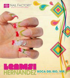 #leamsi #Lovenailfactory #Vivamexico