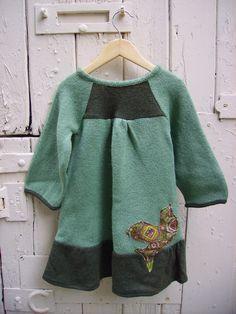 #NixieClothing #KidsFashion Wool Cardigan
