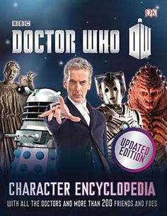 Dr Who Character Encyclopedia Updated Edition