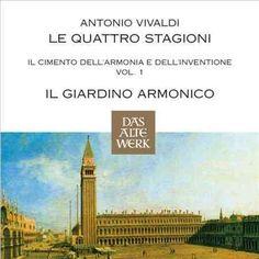 Antonio Vivaldi - Vivaldi:The Four Seasons/Concertos