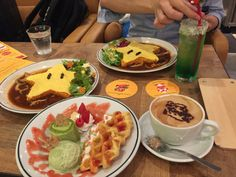 This Is What It's Like To Visit Mario-Themed Cafes In Tokyo