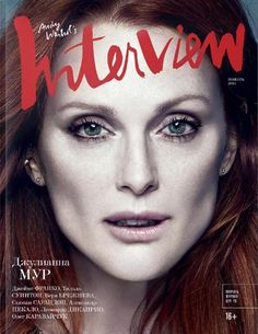 Image result for julianne moore editorial