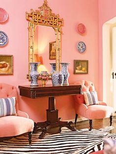 Benjamin moore true pink