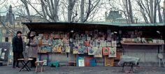 Magazine seller  Paris  France