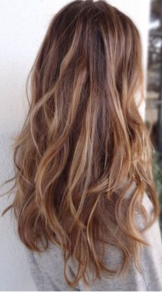 ombre highlight mix | ... hair, ombre hair, blonde highlights, curl, wave, hairstyl, sun kissed