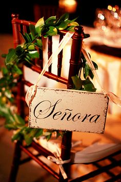 destination wedding sings One&Only Palmilla Destination Wedding. Floral design by lola del campo| florenta f