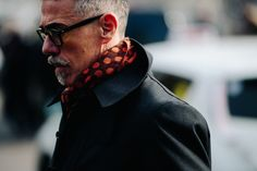 The Most Stylish Men in the World Take Italy by Storm for Pitti Uomo Photos | W Magazine