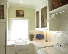Laundry Room Farmhouse Design, Pictures, Remodel, Decor and Ideas - page 5