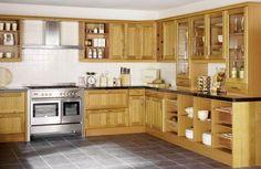 DIY: Country Kitchen Design Ideas