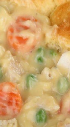 pot pie | Favorite Chicken Recipes | Pinterest | Chicken Pot Pies, Pot ...