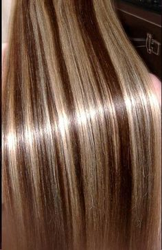 Blonde and Brown Hair Colors