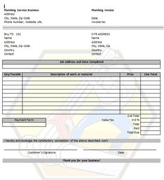 Pin By Demplates Collection On Catering Invoice Templates