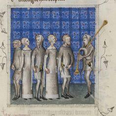 Français 1586 - ca. 1350-1355, Guillaume de Machaut, Poésies, France