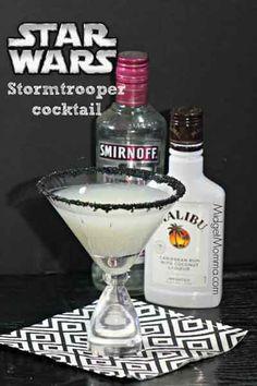 star wars stormtrooper cocktail
