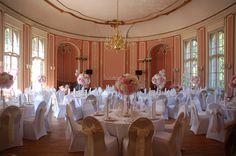 Hochzeit im Schloss Marquardt