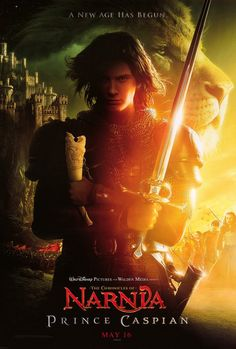 The Chronicles of Narnia: Prince Caspian 27x40 Movie Poster (2008)