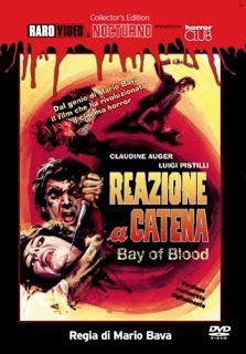 Le maratone di un bradipo cinefilo: Italia anni '70 : Reazione a catena ( 1971 )