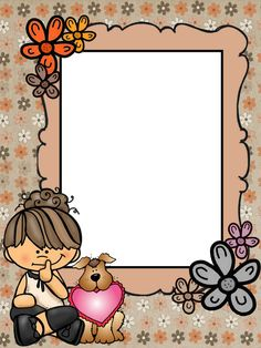 Kids School Organization, Boarders And Frames, Boarder Designs, School Images, School Frame, Page Borders, Borders For Paper, Binder Covers, Paper Frames