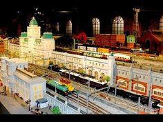 ▶ [HD]World's largest one gauge Hara Model Railway Museum 一番ゲージで世界最大ジオラマ 原鉄道模型博物館 - YouTube