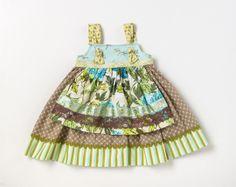 Matilda Jane Platinum - MEADOW $72.00   Code: PAFDRESS05 - skirt fabric may vary