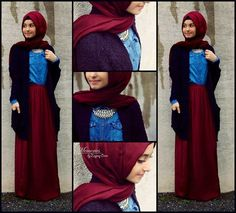 Picture's source Hijab is my diamond