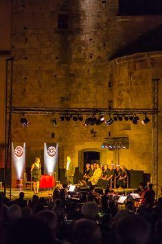 Vendredis classiques de Caunes, en été à l'abbaye #minervois