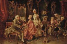 Luigi Cavalieri   Italian, 19th Century  The Piano Recital