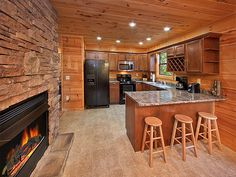 Pigeon Forge Cabin - Grand Timber Lodge - 5 Bedroom