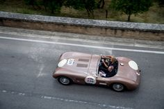interview with milow and bernard kuhnt for jaguar heritage mille miglia