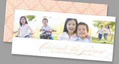 Kleinfeld Paper || Celebrate The Season Holiday Photo Card